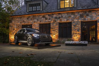 2020 Mercedes-AMG GLC 63 S 4Matic+ coupé - USA version 22