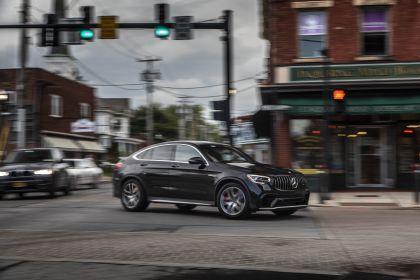 2020 Mercedes-AMG GLC 63 S 4Matic+ coupé - USA version 25