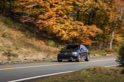 2020 Mercedes-AMG GLC 63 S 4Matic+ coupé - USA version 28