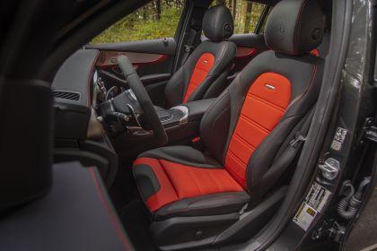 2020 Mercedes-AMG GLC 63 S 4Matic+ coupé - USA version 45