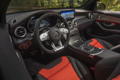 2020 Mercedes-AMG GLC 63 S 4Matic+ coupé - USA version 46