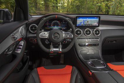 2020 Mercedes-AMG GLC 63 S 4Matic+ coupé - USA version 47