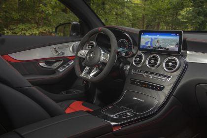 2020 Mercedes-AMG GLC 63 S 4Matic+ coupé - USA version 49