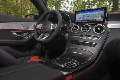 2020 Mercedes-AMG GLC 63 S 4Matic+ coupé - USA version 50