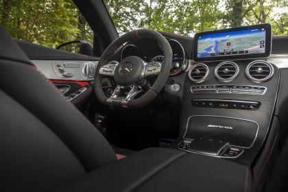 2020 Mercedes-AMG GLC 63 S 4Matic+ coupé - USA version 51