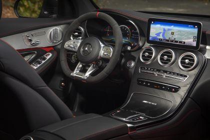 2020 Mercedes-AMG GLC 63 S 4Matic+ coupé - USA version 53
