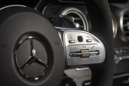 2020 Mercedes-AMG GLC 63 S 4Matic+ coupé - USA version 56