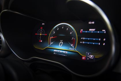 2020 Mercedes-AMG GLC 63 S 4Matic+ coupé - USA version 74