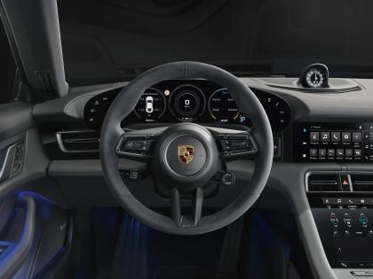2020 Porsche Taycan 4S 7