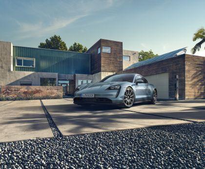 2020 Porsche Taycan 4S 8