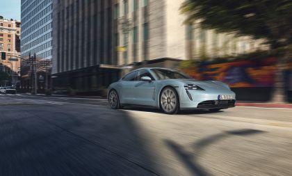 2020 Porsche Taycan 4S 9