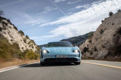 2020 Porsche Taycan 4S 12