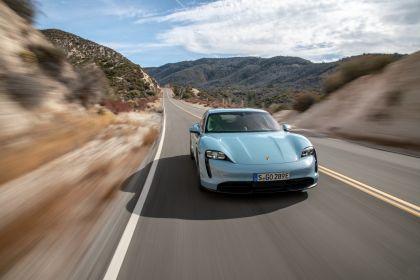 2020 Porsche Taycan 4S 17