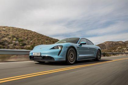 2020 Porsche Taycan 4S 21