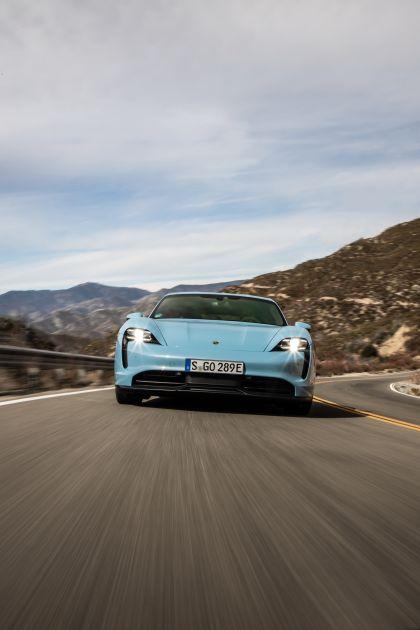 2020 Porsche Taycan 4S 31