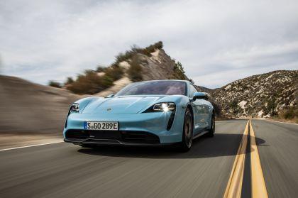 2020 Porsche Taycan 4S 38