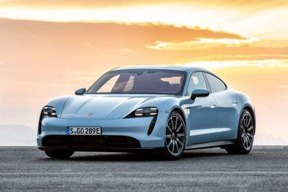 2020 Porsche Taycan 4S 44