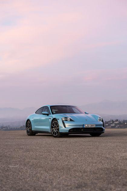 2020 Porsche Taycan 4S 47
