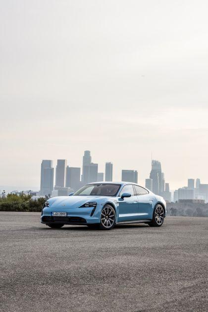 2020 Porsche Taycan 4S 48