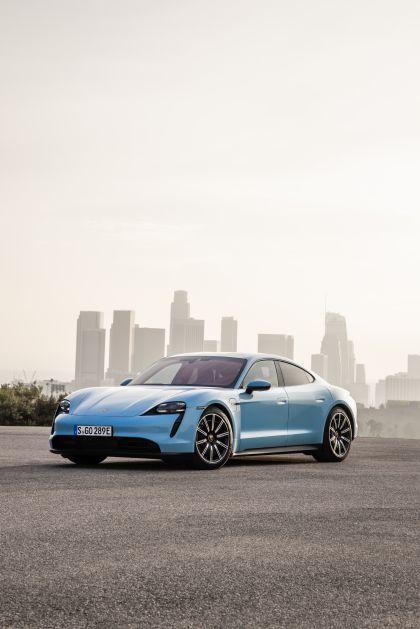 2020 Porsche Taycan 4S 49