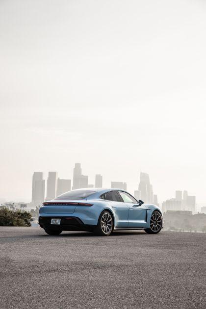 2020 Porsche Taycan 4S 50