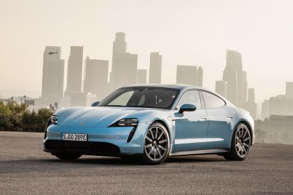 2020 Porsche Taycan 4S 52