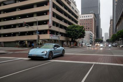 2020 Porsche Taycan 4S 56