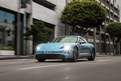 2020 Porsche Taycan 4S 57