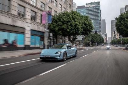 2020 Porsche Taycan 4S 60