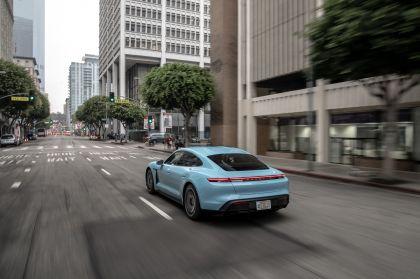 2020 Porsche Taycan 4S 62