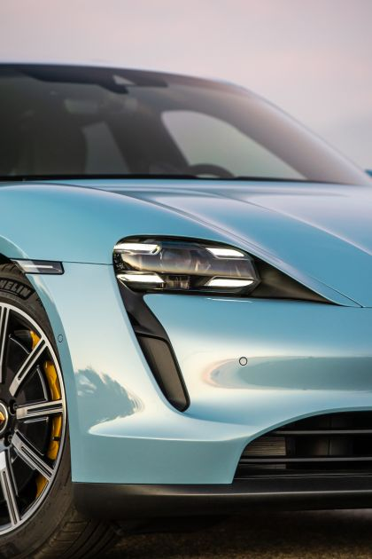 2020 Porsche Taycan 4S 79