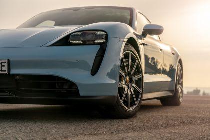 2020 Porsche Taycan 4S 81