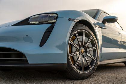 2020 Porsche Taycan 4S 91