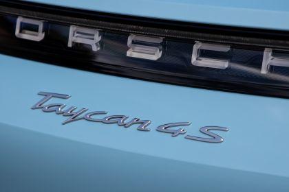 2020 Porsche Taycan 4S 97