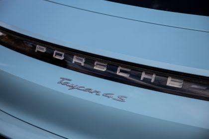 2020 Porsche Taycan 4S 98