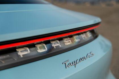 2020 Porsche Taycan 4S 100