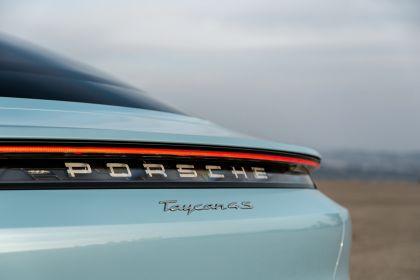 2020 Porsche Taycan 4S 101