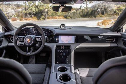 2020 Porsche Taycan 4S 109