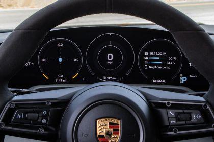 2020 Porsche Taycan 4S 114