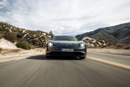 2020 Porsche Taycan 4S 121