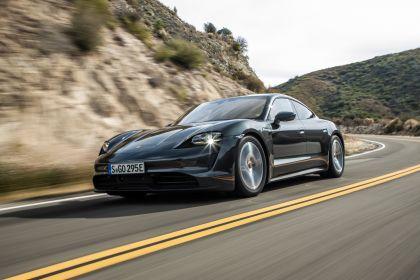 2020 Porsche Taycan 4S 129