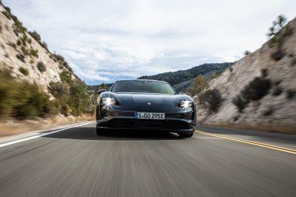 2020 Porsche Taycan 4S 130