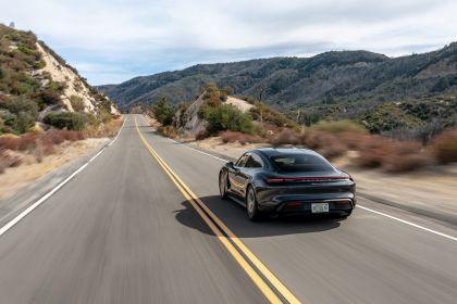 2020 Porsche Taycan 4S 137