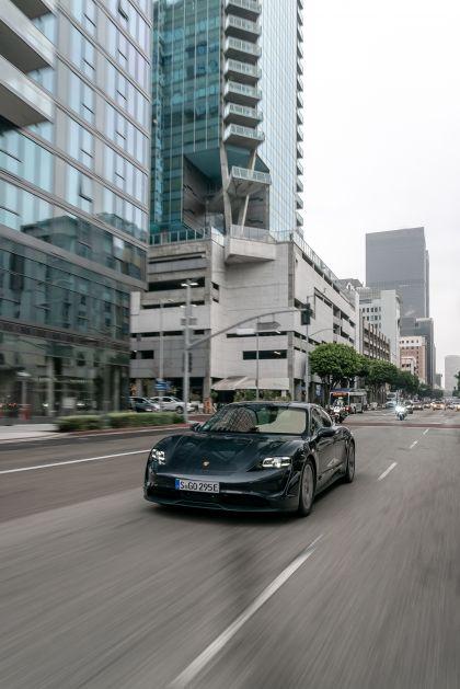 2020 Porsche Taycan 4S 158