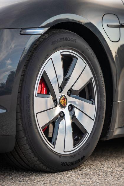 2020 Porsche Taycan 4S 165