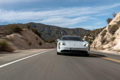 2020 Porsche Taycan 4S 176