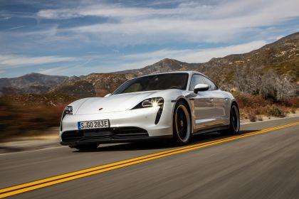 2020 Porsche Taycan 4S 177
