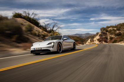 2020 Porsche Taycan 4S 178