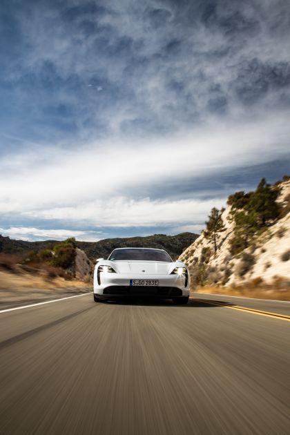 2020 Porsche Taycan 4S 180