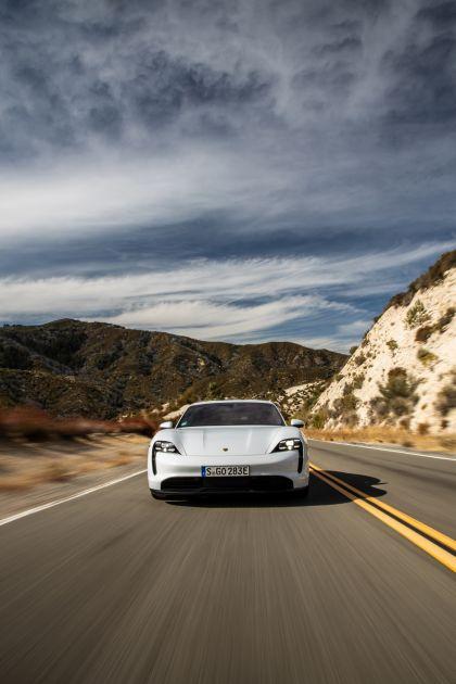 2020 Porsche Taycan 4S 181